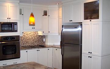 Nos r alisations de cuisines et de salles de bain for Salle de bain champetre moderne