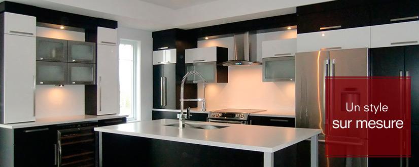 Fabricant armoire de cuisine en beauce sp cialit m m for Armoire de cuisine rive nord