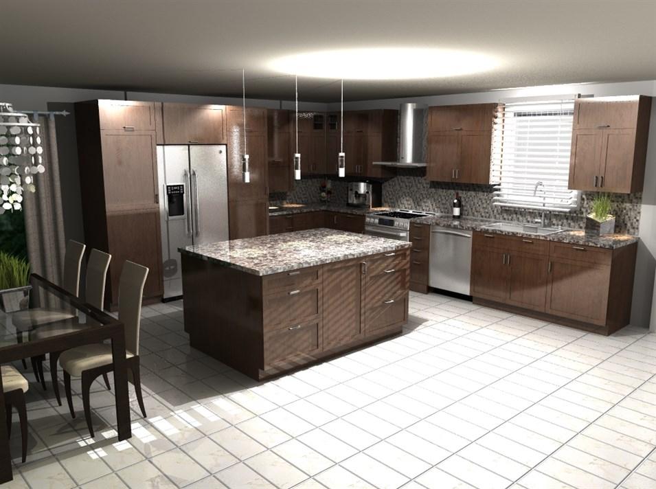 Logiciel de plan de cuisine 3d gratuit nice faire plan for Plan cuisine en 3d gratuit