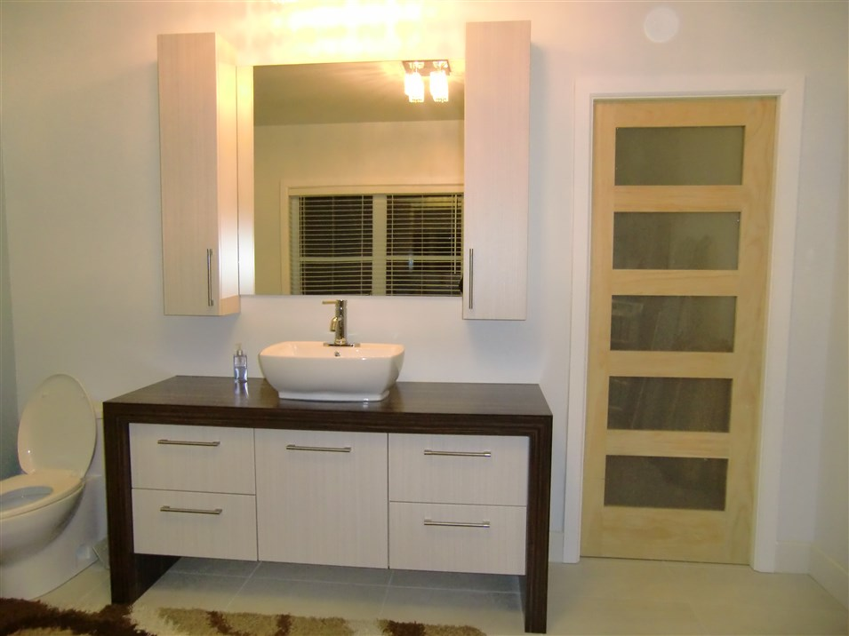 R alisations de style moderne sp cialit m m for Salle de bain moderne hotel